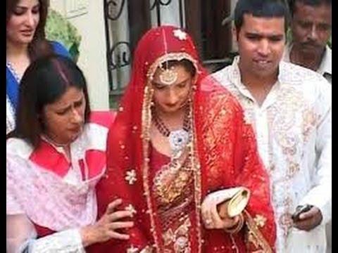 Sania Wedding With Shoaib Malik