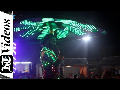 A Tanoura Dancer Who Spins To The Tunes Of Dubai