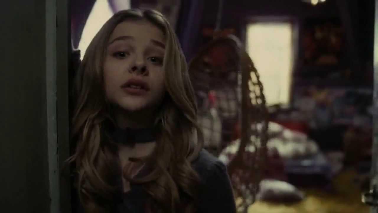 Chloe Grace Moretz in Dark Shadows Best Scenes - YouTube