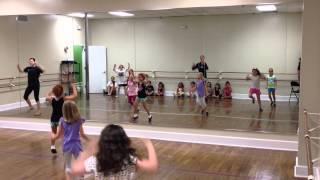 Ella Marie Dance Camp 2012 - Group 2 Jazz