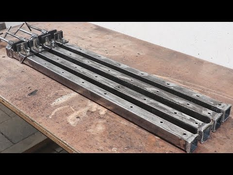 Learn how to make Bar Clamps