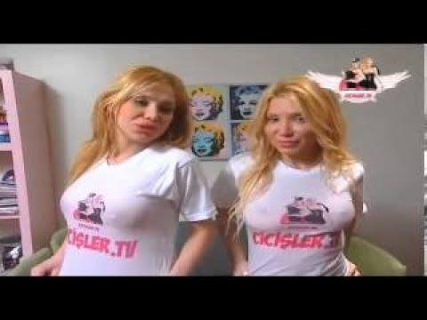 Esra Ceyda Cicişler Sütyensiz Göğüsleri