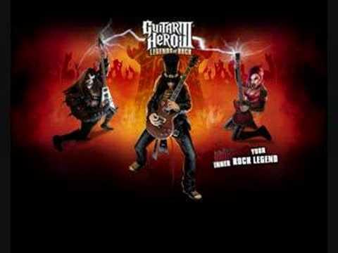 Guitar Hero 3 song Priestess  Lay Down