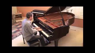 Bartok, For Children, Vol  1, no  21, Allegro robusto
