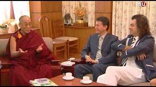 Встречи Далай-ламы с Илюмжиновым (02.10.2015)