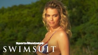 Hailey Clauson In Nothing But Body Paint | Sports Illustrated Swimsuit 2015