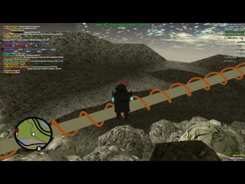 MTA: San Andreas [CIT2] - Job Tutorial: Space Miner [remastered] (+ without VIP)