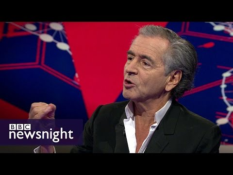 Bernard-Henri Lévy on Trump, Brexit, and the rise of the far right - BBC Newsnight