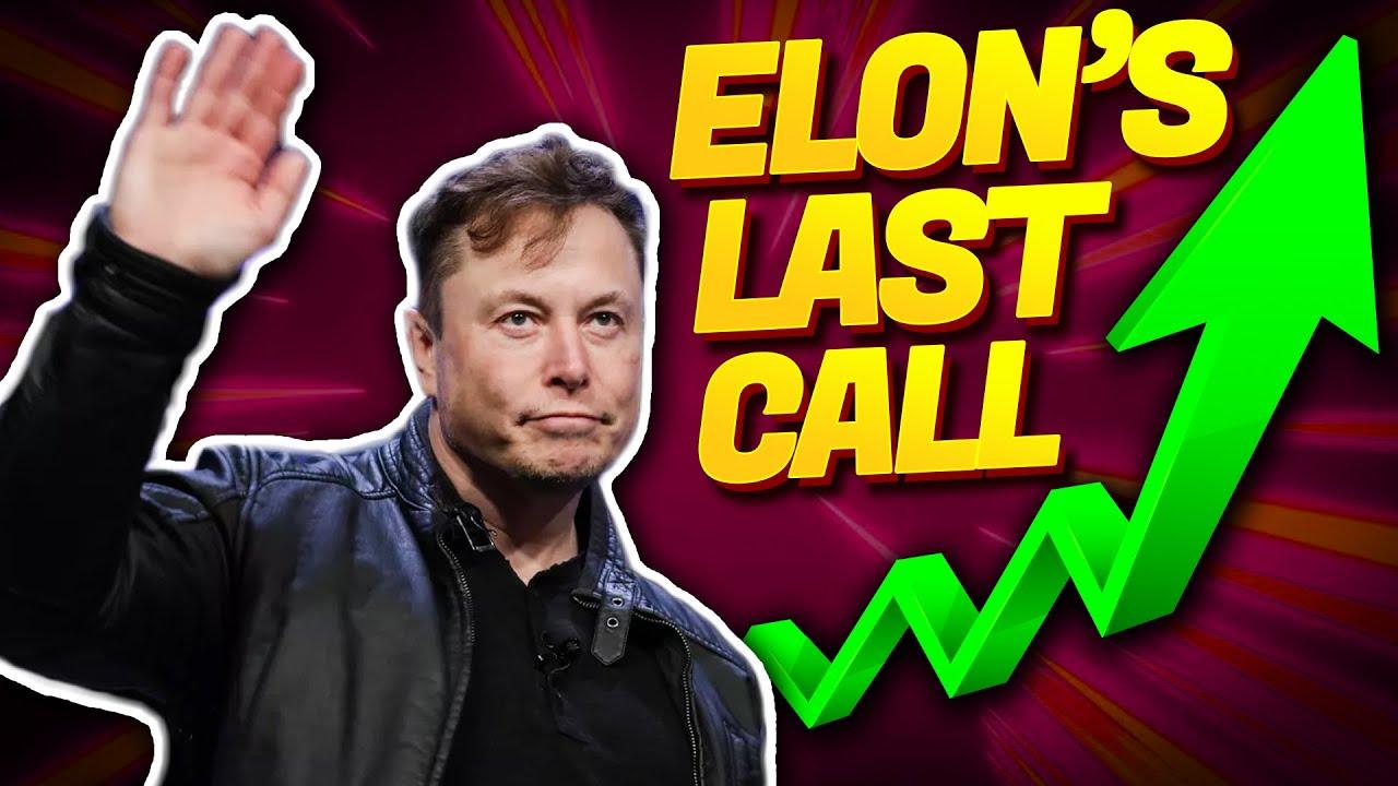 Elon's Last Earnings Call | In Depth
