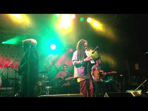 Earl Sixteen live with Addis Pablo at Reggae Jam 2014