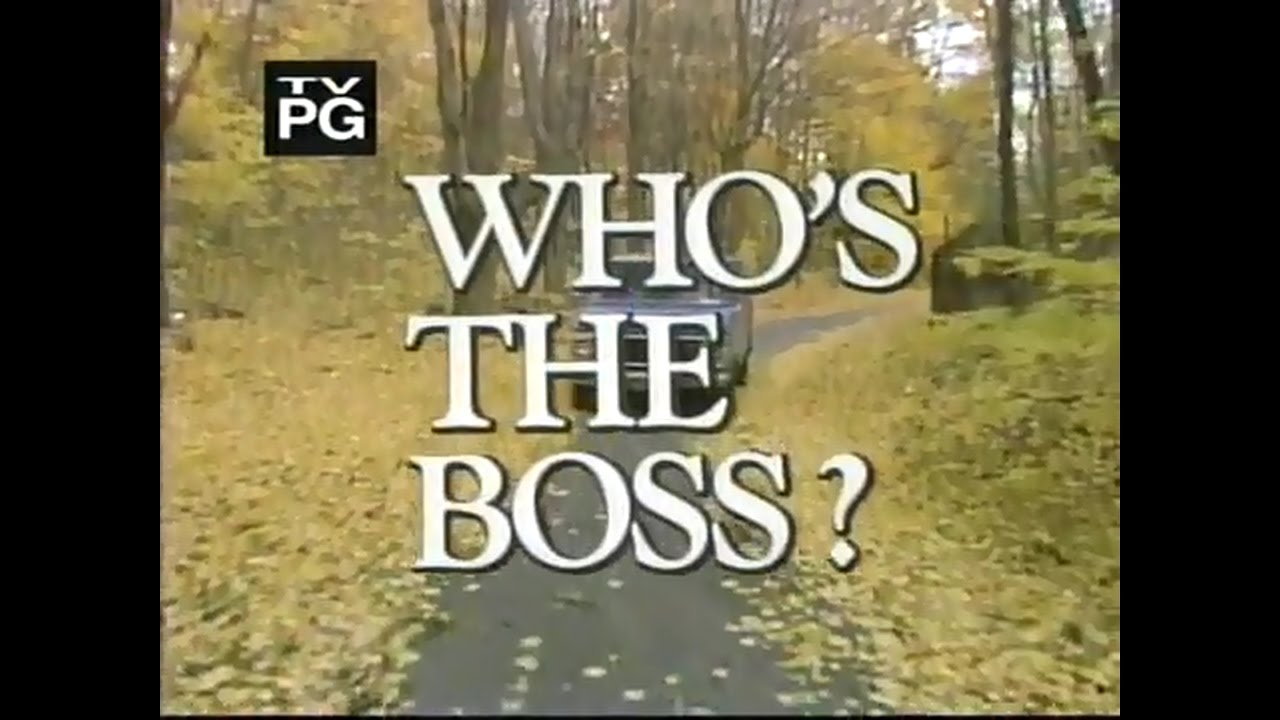 TV Theme Songs: Who's the Boss?