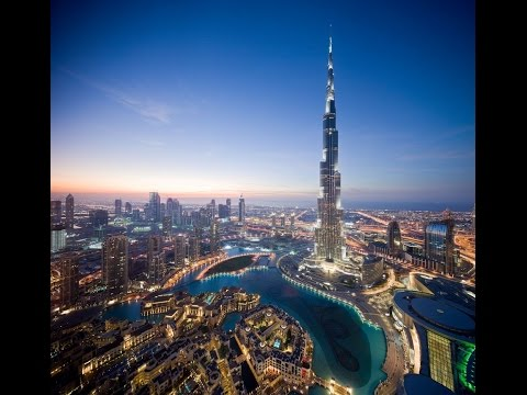 Mega Structures - Burj Khalifa, Dubai   Tallest Building in The World
