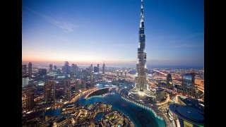 Mega Structures - Burj Khalifa, Dubai | Tallest Building in The World