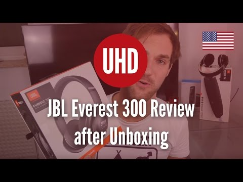 JBL Everest 300 Review after Unboxing [4K UHD]