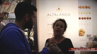 Alba Truffle Fair 2013 - Flash Interview - Alta Langa is Magic