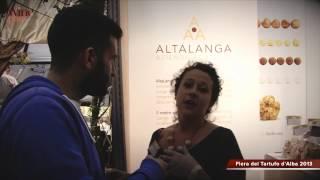Alba Truffle Fair 2013 - Flash Interview - Alta Langa is Magic