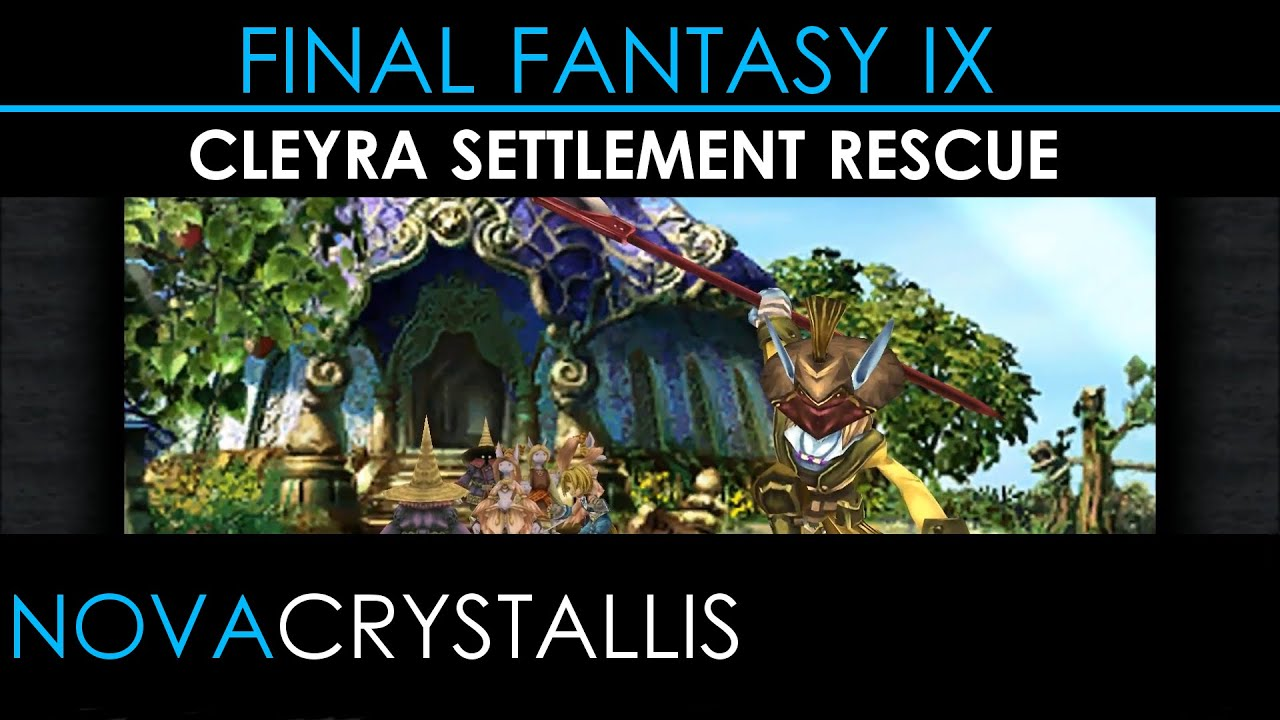 Ff9 cleyra rescue