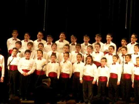 Hebrew Academy of Cleveland Choir - Ashira L'Hashem