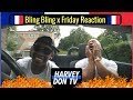 Kaaris x Kalash Criminel x Sofiane - Bling Bling Booba - Friday Reaction