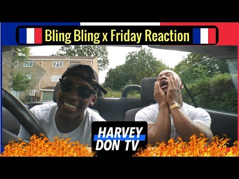 Kaaris x Kalash Criminel x Sofiane - Bling Bling Booba - Friday Reaction
