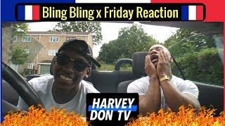 vuclip Kaaris x Kalash Criminel x Sofiane - Bling Bling Booba - Friday Reaction