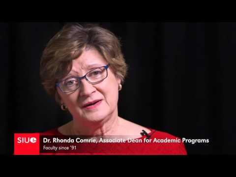 SIUE School of Nursing: Honoring the Past, Empowering the Future