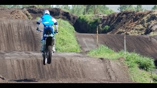 MICHIGAN VINTAGE 80cc MOTOCROSS