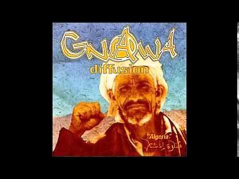 album de gnawa diffusion