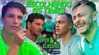 Fred e Juninho escolhem Youtubers para o SuperClássico!