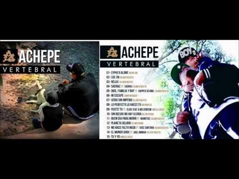 Achepe Vertebral 14 EL MUNDO ARDE ft AKIL AMMAR