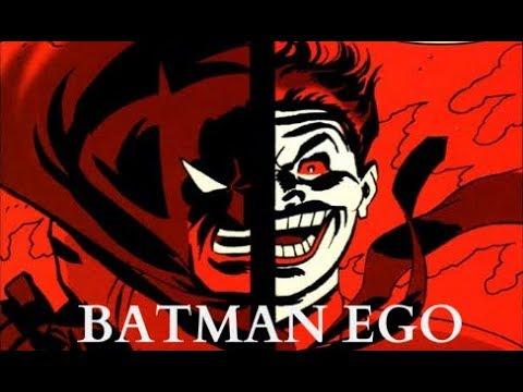 """LA HISTORIA MAS PERSONAL DE BATMAN - """"BATMAN EGO"""" (Comic Narrado)"""