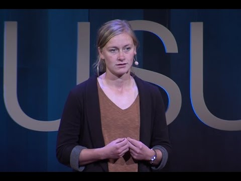 How I lost my identity but found my worth | Jeannie Woller | TEDxUSU