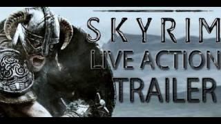 Elder Scrolls V: Skyrim - Live Action Trailer