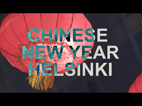 Chinese New Year 2017 - Helsinki, Finland (Year of the Rooster)