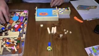 Lego Simpsons House Build Part 3.