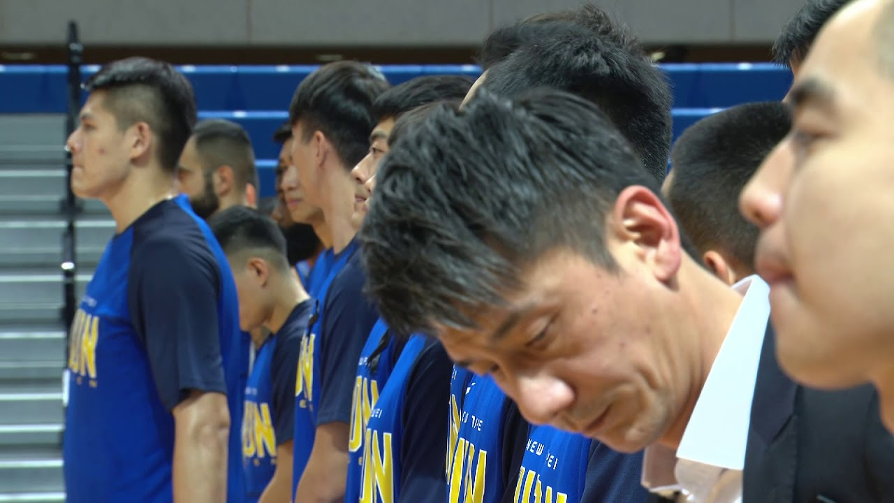 20181206 SBL超級籃球聯賽 嚴凱泰先生默哀儀式 - YouTube