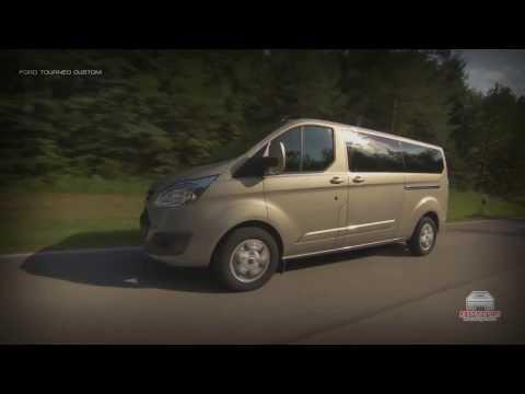Ford transit custom цена новый
