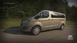 Тест Ford Transit Custom Tourneo от АвтоПортала
