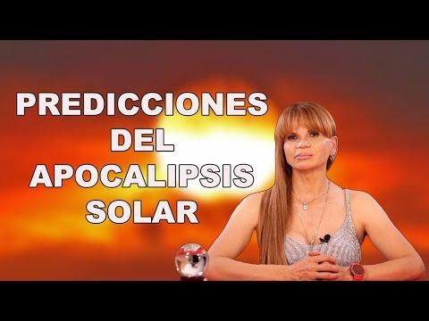 #PREDICCIONES DEL #APOCALIPSIS SOLAR