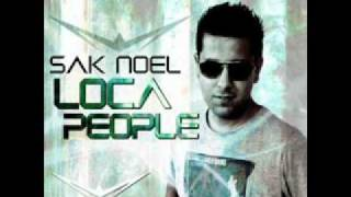 Loca People (Ural Djs Dance Full Version) - Sak Noel