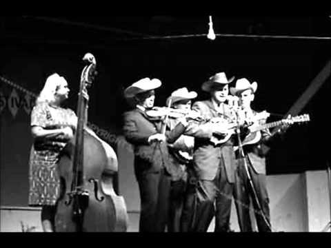 Bill Monroe & Bluegrass Boys Crying Holy live 1963