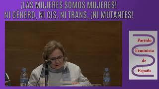 HazteOir.org y el Partido Feminista contra la Ley Trans