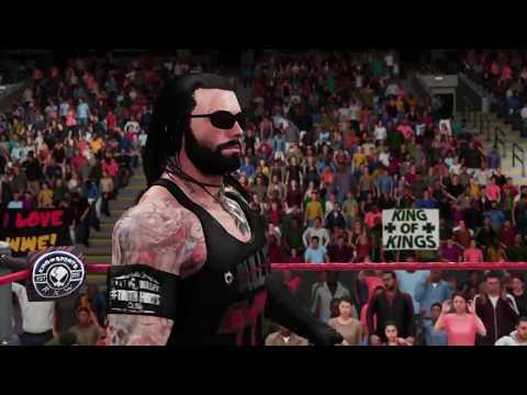 Road To RXW Full Metal Mayhem - Jacob Anderson Vs Benjamin Cage Vs Andy Badwool Vs Aaron Shields