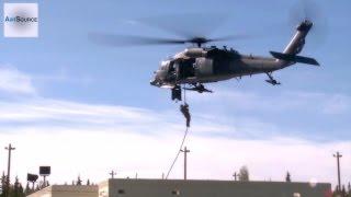 U.S. Marines Pilot Recovery Training. HH-60 Pave Hawk.