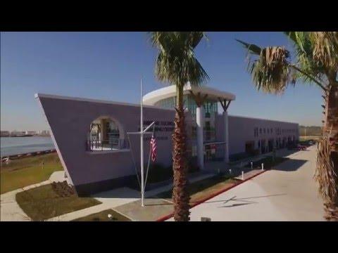 San Jacinto College Maritime Center Ribbon Cutting