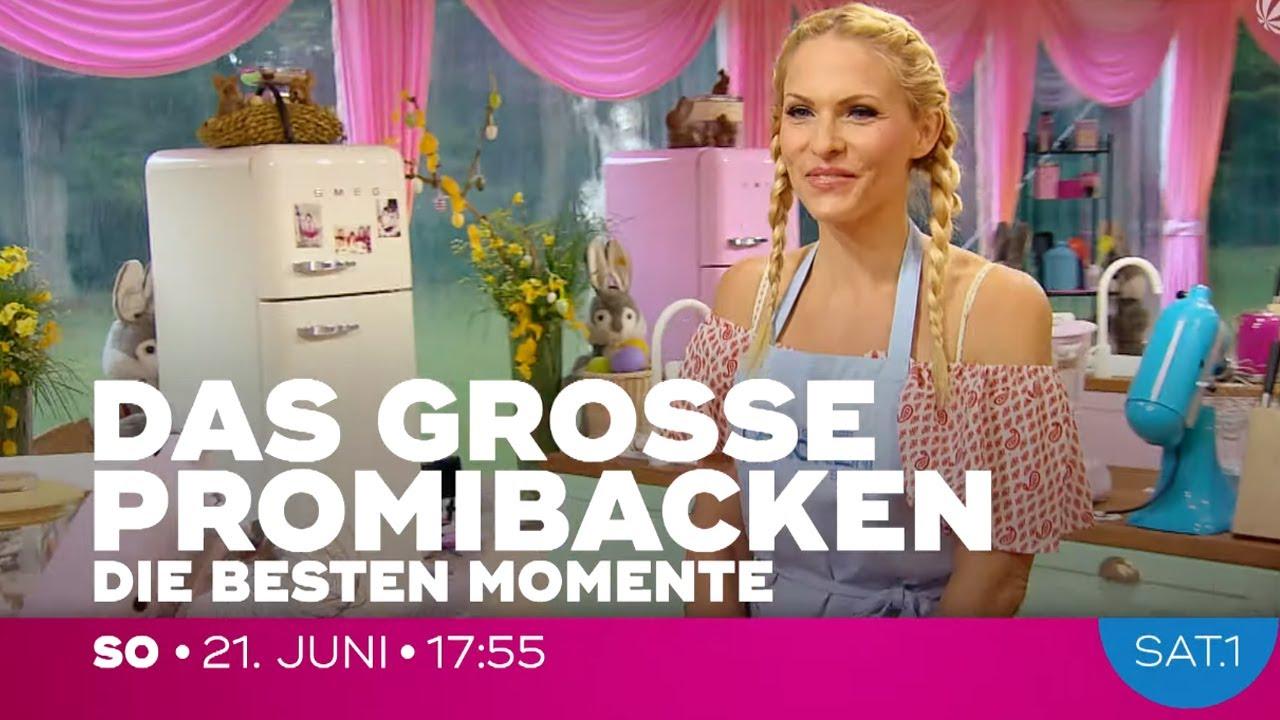 Das große Promibacken - Die besten Momente | Ab Sonntag um 17:45 Uhr | SAT.1