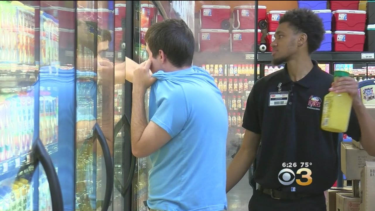 Store employee's simple gesture meant the world to a teen with autism