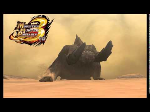 MH3G 迎え撃つ大銅鑼 峯山龍ジエン・モーラン 戦闘BGM Extended 30 minutes