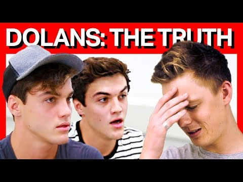 Thumbnail: The Dolan Twins: TEAM 10, DRAMA & YOUTUBE FAME (Honest Interview)