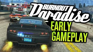 BURNOUT PARADISE REMASTER IS HERE!!! (FIRST GAMEPLAY)